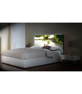 Acheter en ligne Têtes de lit rétroéclairés: modèle LE COSTA RICA.