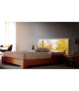 Acheter en ligne Têtes de lit rétroéclairés: modèle FORESTIER.