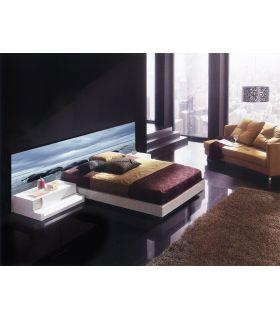 Acheter en ligne Têtes de lit rétroéclairés: modèle GALAPAGOS.
