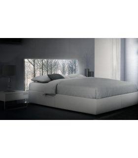 Acheter en ligne Têtes de lit rétroéclairés: modèle SUÈDE.