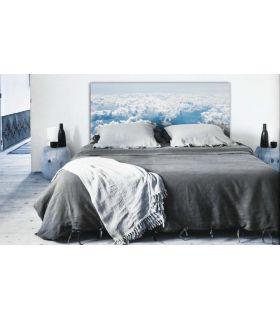 Acheter en ligne Têtes de lit rétroéclairés: modèle NUAGES.