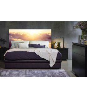 Acheter en ligne Têtes de lit rétroéclairés: modèle NUVOLE.