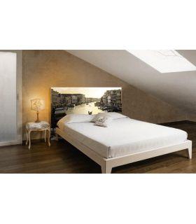 Acheter en ligne Têtes de lit rétroéclairés: modèle VENISE.