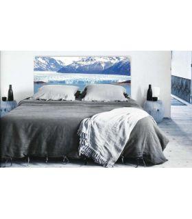 Acheter en ligne Têtes de lit rétroéclairés: modèle PERITO MORENO.