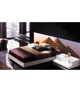 Acheter en ligne Têtes de lit rétroéclairés: modèle L'EGYPTE.