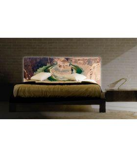 Acheter en ligne Têtes de lit rétroéclairés: modèle GRAND CANON.