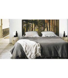 Acheter en ligne Têtes de lit rétroéclairés: modèle WAY PALMS.