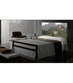 Acheter en ligne Têtes de lit rétroéclairés: modèle MUR DE LE CHINE.