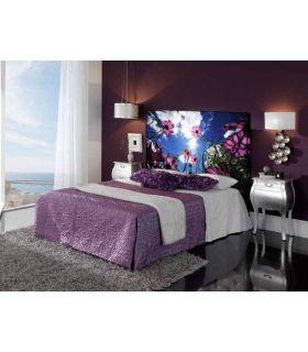 Acheter en ligne Têtes de lit rétroéclairés: modèle PRIMAVERA.