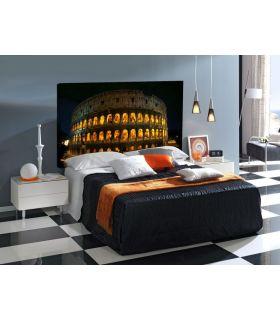Acheter en ligne Têtes de lit rétroéclairés: modèle COLISÉE.