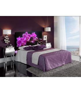 Acheter en ligne Têtes de lit rétroéclairés: modèle ORCHIDÉE.