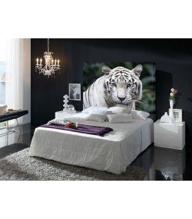 Acheter en ligne Têtes de lit rétroéclairés: modèle TIGRE.