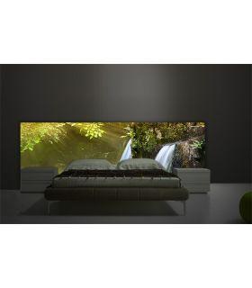 Acheter en ligne Têtes de lit rétroéclairés: modèle ÉDEN.