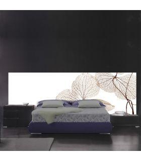Acheter en ligne Têtes de lit rétroéclairés: modèle FEUILLES D'AUTOMNE.