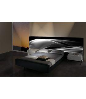 Acheter en ligne Têtes de lit rétroéclairés: modèle SMOKE.