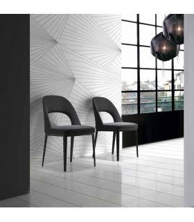 Acheter en ligne Chaise moderne revêtue : Modèle ELSA