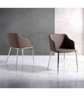 Acheter en ligne Chaise design revêtue : Modèle SIROPE