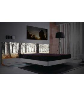 Acheter en ligne Têtes de lit rétroéclairés : modèle COUCHER.