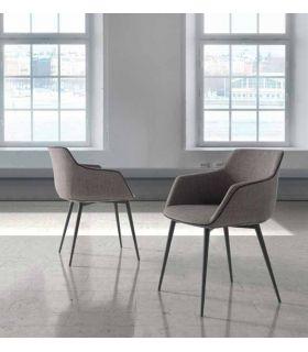 Acheter en ligne Chaise moderne revêtue : Modèle MIRANDA