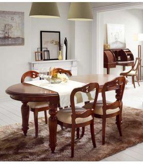 Acheter en ligne Chaises de Salle à Manger Revêtues : Collection ANTONIETA Kusi