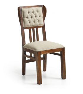 Acheter en ligne Chaises en Bois Revêtues : Collection FLAMINGO