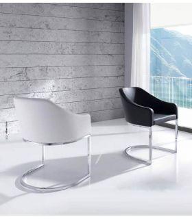 Acheter en ligne Fauteuil moderne tapissier : Collection F3148