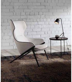 Acheter en ligne Fauteuil design moderne : Modèle SILFA
